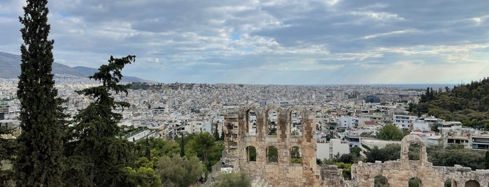 Propileos is one of ATHENS.