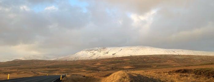 Skálafell Skíðasvæði is one of Orte, die Алла gefallen.