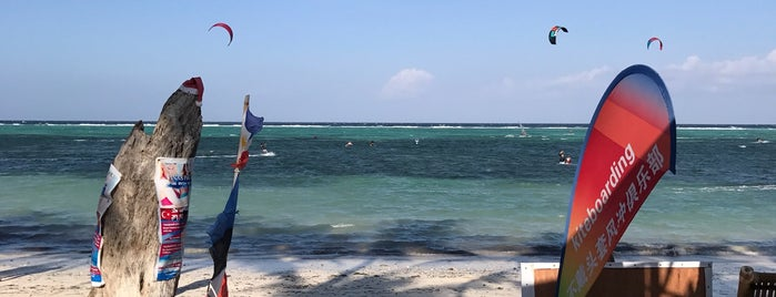 Pinas ProKite.Club Boracay kite school is one of Locais curtidos por Andrey.