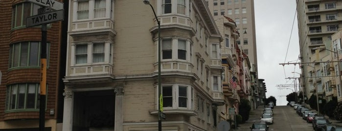 Steve McQueen's Apartment in Bullitt is one of San Francisco Movie Map.