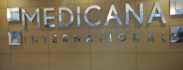 Medicana International Istanbul is one of Locais curtidos por Sercan.