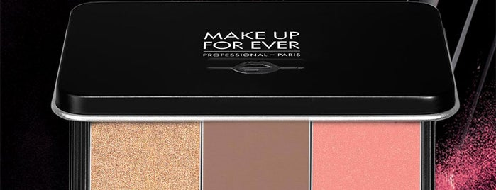 Make Up For Ever is one of San Francisco.