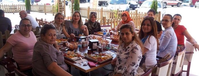 Bagetim Cafe Bistro is one of Enkara.
