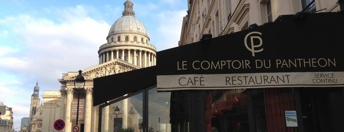 Le Comptoir du Panthéon is one of Paris.