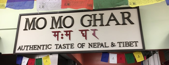 Momo Ghar is one of Posti salvati di Mike.
