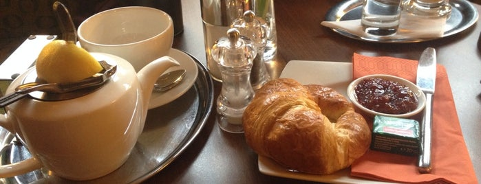 Café Wernbacher is one of Food & Fun - Vienna, Graz & Salzburg.