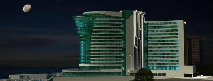 Hyatt Regency Istanbul Ataköy is one of Locais curtidos por SZG.