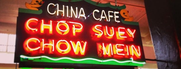 China Cafe at Grand Central Market is one of Sweet n' Sour Check-In ( Worldwide ).