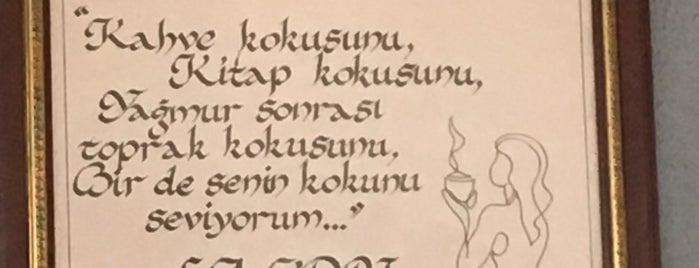 Kahve Aşkına is one of Locais curtidos por Gülsen.