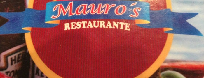 Restaurante Mauros is one of Posti che sono piaciuti a Karen M..