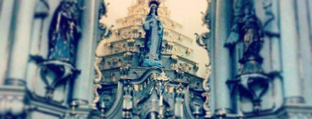 Igreja Mosteiro da Luz is one of 52 lugares a se visitar em SP.