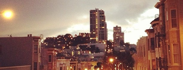 North Beach is one of SF.