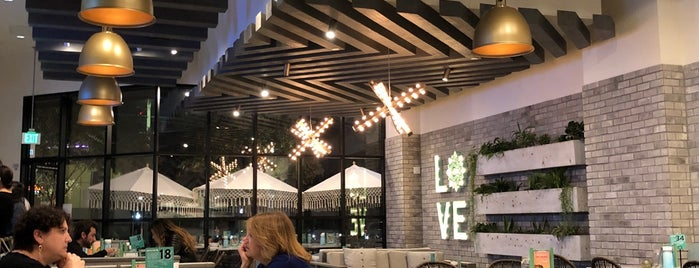 Tocaya Organica - Beverly Center is one of Places To Try.