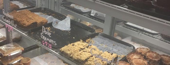 Bunner's Bake Shop is one of Pumpkin treats.