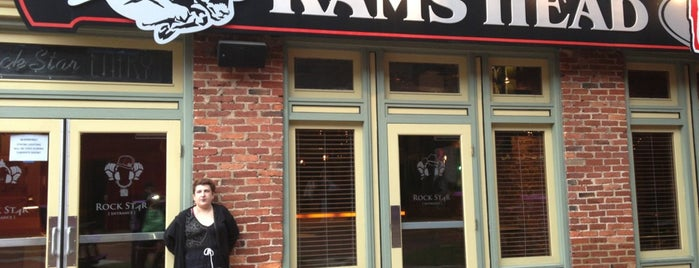 Rams Head Live is one of Been There Bmore.