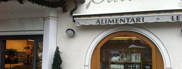Alimentari Pescosta is one of Alta Badia.