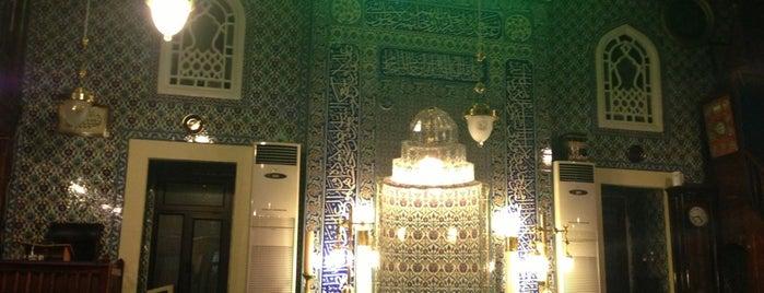 Osman Ağa Camii is one of Tempat yang Disukai ENES.