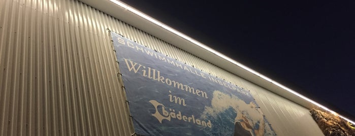 Schwimmhalle Inselpark is one of Tempat yang Disukai Nils.