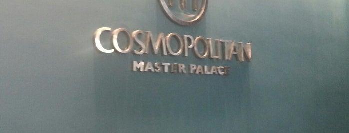 Master Premium Cosmopolitan is one of Lieux qui ont plu à Vandi Mikael.