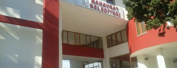 Manavgat Belediyesi is one of Önder : понравившиеся места.