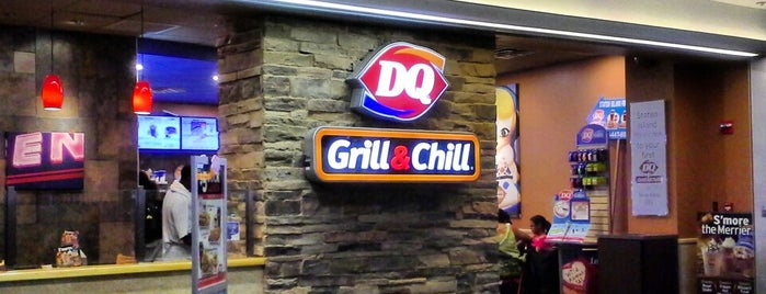 Dairy Queen Grill & Chill is one of EATERIES.