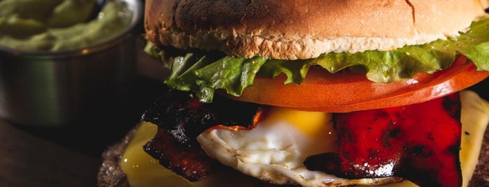 Death Burger is one of Tubarão.