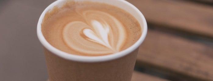 ROAST Coffee is one of Scandinavia.