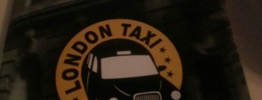 London Taxi is one of karisik iste:).