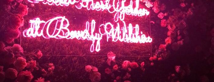 Secret Rose Garden is one of L.A..