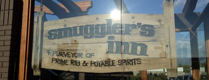 Smuggler's Inn is one of Calgary.