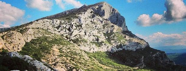 Montagne Sainte-Victoire is one of Bienvenue en France !.