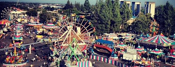California State Fair is one of Nice gems outside.