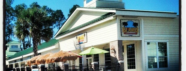 Islands Fresh Mex Grill is one of Wilmington.