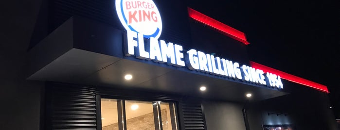 Burger King is one of Franciscaさんのお気に入りスポット.