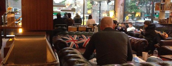 Goswell Road Coffee is one of Clerkenwell, London.