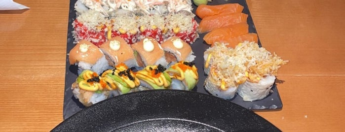 Masami Sushi is one of Riyadh.