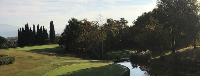 Gardagolf Country Club is one of Италия гольф.