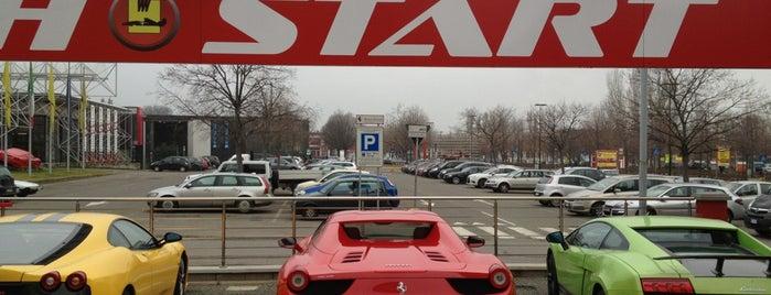 PushStart - Warm-Up is one of Emilia-Romagna.
