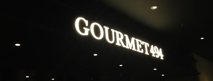 GOURMET 494 is one of 한국.