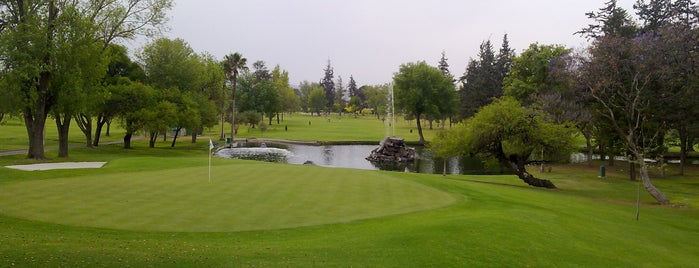 Club Campestre de Querétaro is one of Lieux sauvegardés par Dama.