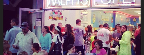 Ralphs Famous Italian Ice is one of New York.