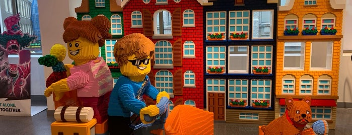 LEGO Store is one of Amsterdam.