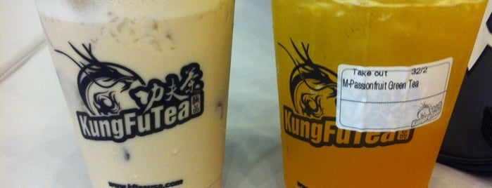 Kung Fu Tea (功夫茶) is one of GW / Athens.