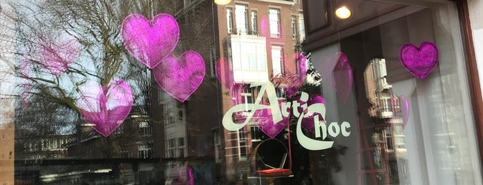 Arti Choc is one of Nederland.