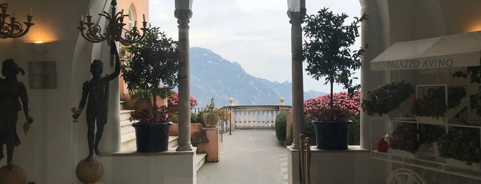Hotel Palazzo Avino is one of South Italy.