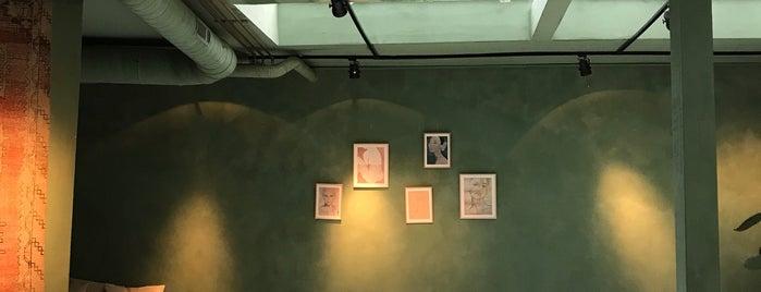 The White Door Studio is one of Amsterdam.