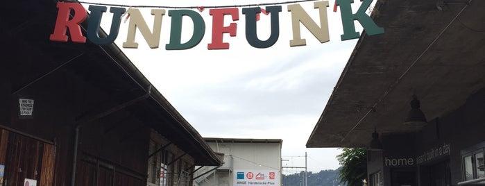 Rundfunk is one of Essen 15.