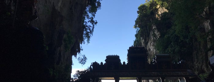 Batu Cave is one of 🚁 Malaysia 🗺.