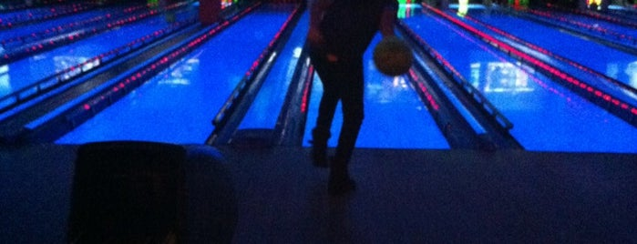 Bowlmor Lanes Union Square is one of New York IV.