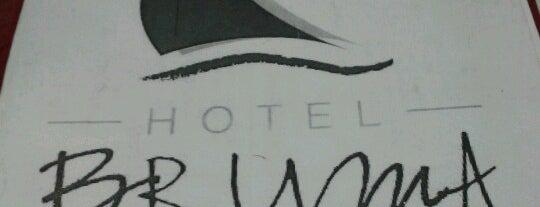Hotel Bruma is one of Aqui tem Wifi grátis - Natal/RN.